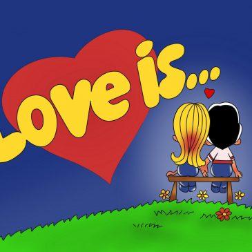 Любовь, как двигатель продаж